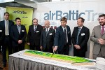 airBaltic First in Europe to Start Green Flying for Turboprop Aircraft